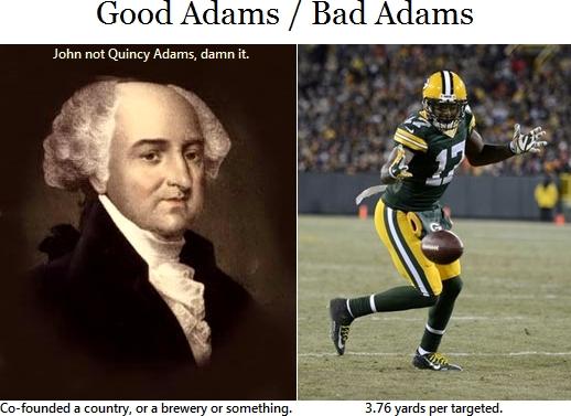good adams